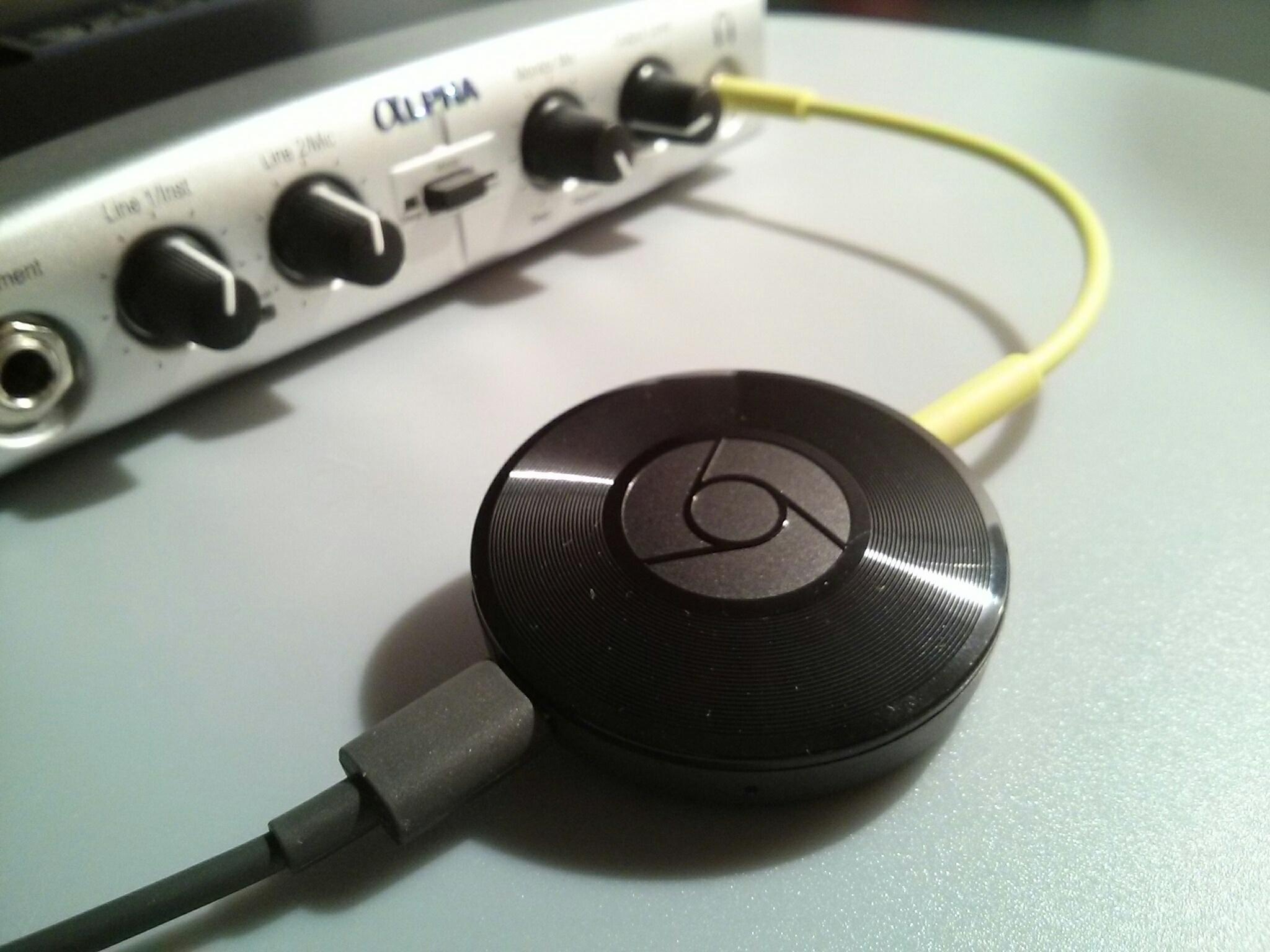 Pripojiť Chromecast