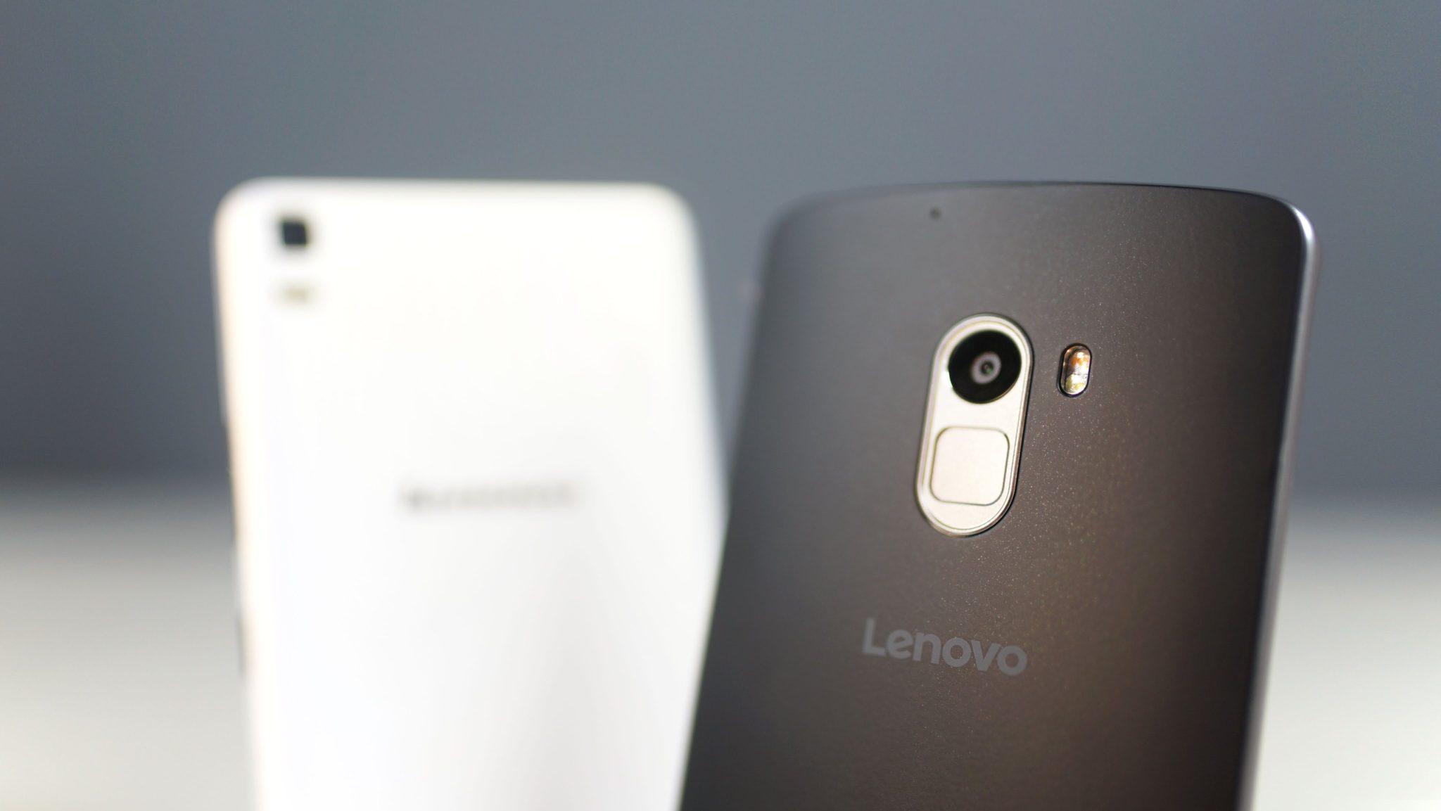 Lenovo chystá nový model K5 Note