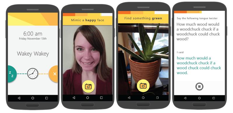 Mimicker Alarm – nová aplikace od Microsoftu pro Android [apk]
