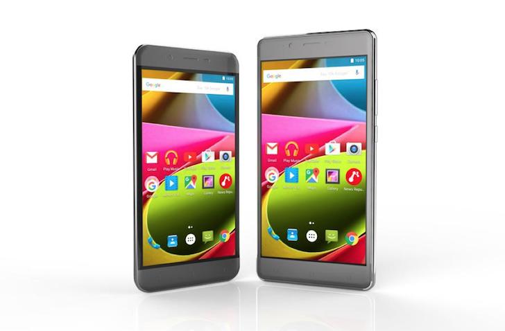 Archos představil dvě nové řady telefonů – Power a Cobalt