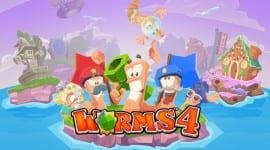 Worms 4 – právě vyšel nový díl pro iOS a Android