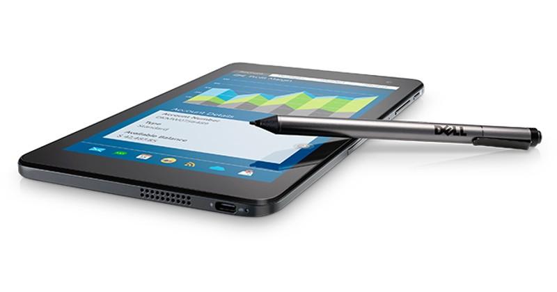 Dell oživuje řadu Venue modelem 8 Pro