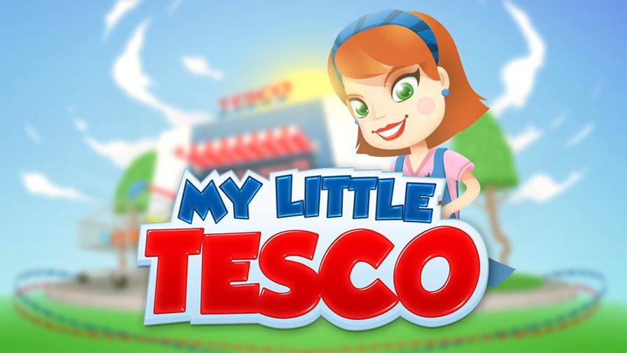 Moje malé Tesco – hra zdarma a bez in-app plateb