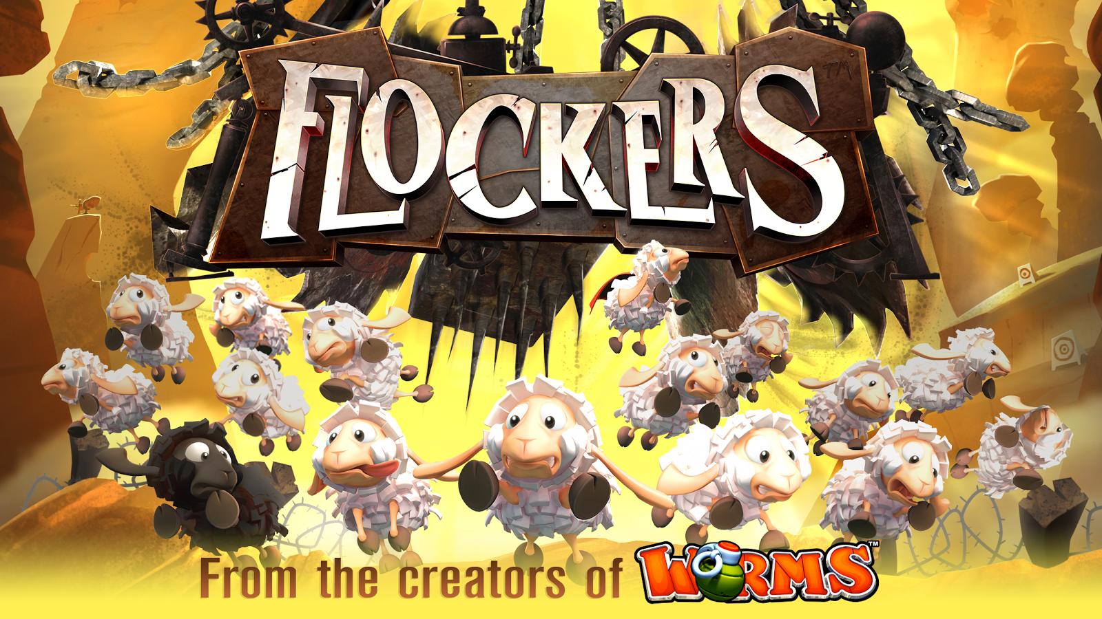 Flockers – Jako za starých časů při hraní Lemmings [SLEVA]