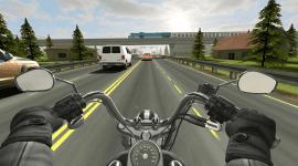 Traffic Rider – závodní oddechovka na motorkách pro Android a iOS