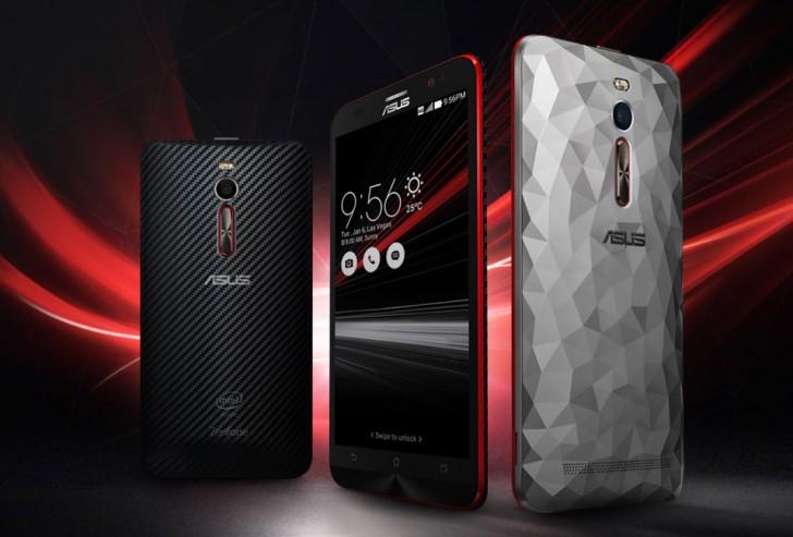 Asus láká na nový Zenfone 2 Deluxe Special Edition