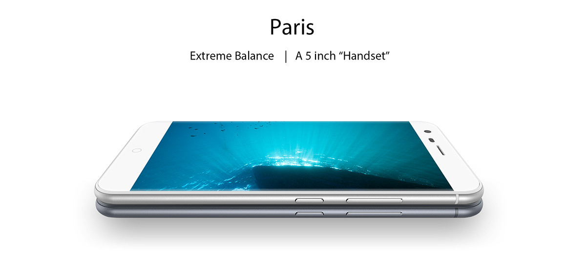 Ulefone Paris – 2 GB RAM, LTE a kovové tělo [sponzorovaný článek]