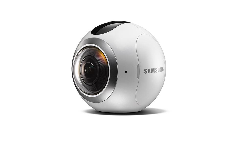 Samsung Gear 360 – kamerka pro snímání 360° videa