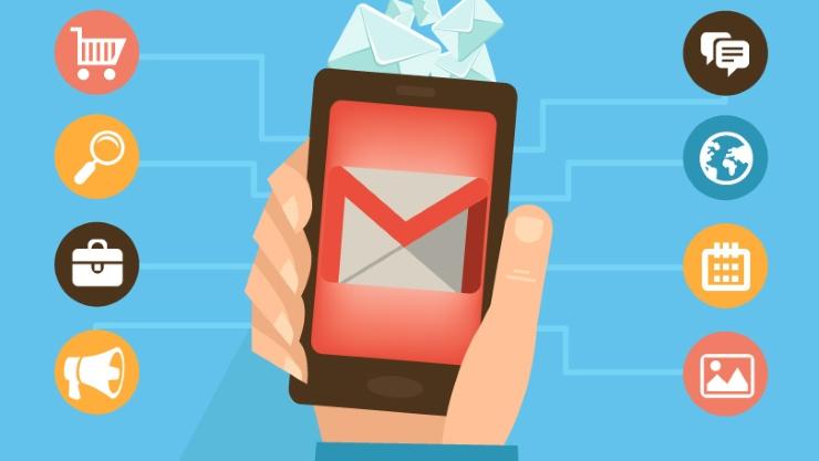 Gmail 6.0 – aktualizace přináší formátování textu a reakce [APK]