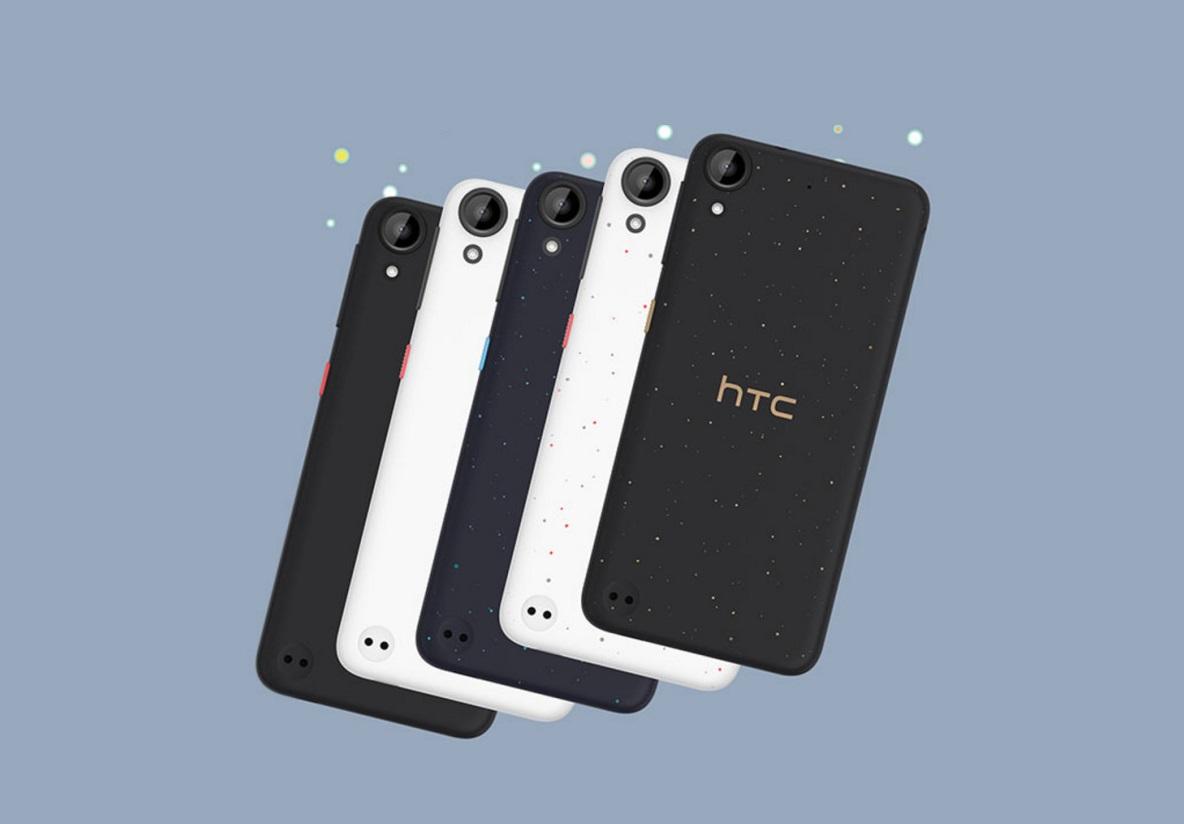 HTC na MWC představilo nové zástupce řady Desire [aktualizováno]