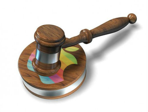 Apple musí zaplatit pokutu 3 miliony dolarů za porušení patentů
