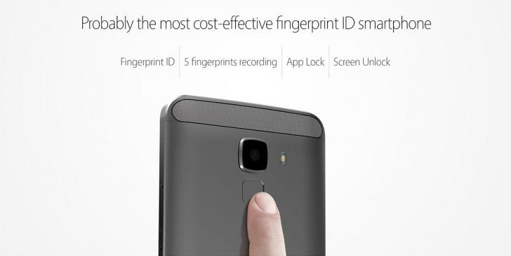 Bluboo Xfire 2 se snímačem otisků prstů jen za 60 dolarů