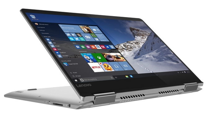 Lenovo MIIX 310, Yoga 510 a Yoga 710 jsou stylové novinky s Windows 10