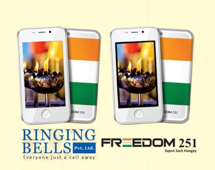 Ringing Bells Freedom 251 – první chytrý telefon za 4 dolary