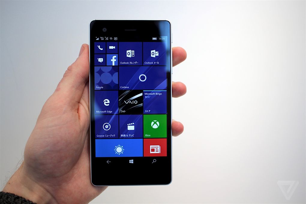 VAIO Phone Biz je japonský elegán s Windows 10 Mobile