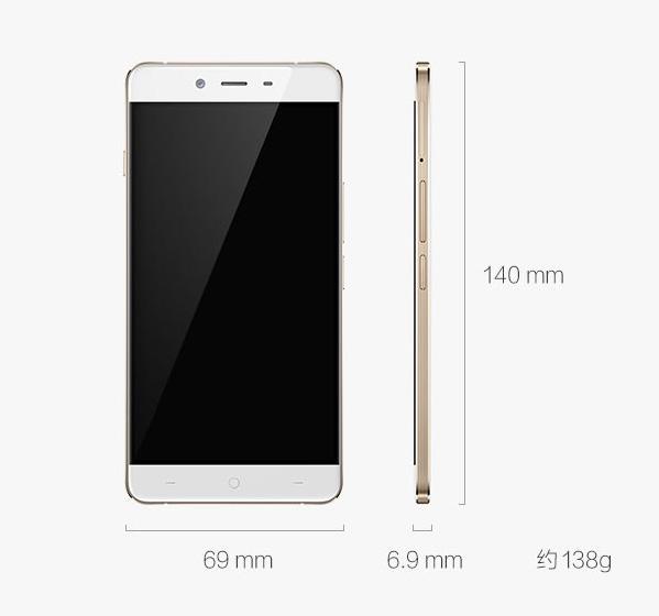 Oppo A30 – kopie OnePlus X půjde do prodeje