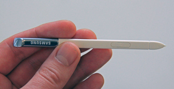 Samsung: patent na stylus s mikrofonem
