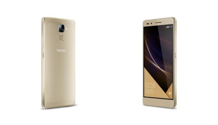 Honor 7 Premium Gold přichází na český trh [aktualizováno]