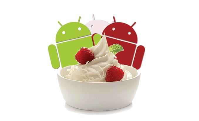 Android Statistika – Froyo se vytrácí