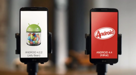 LG porovnalo Kitkat a Jelly Bean na LG G2