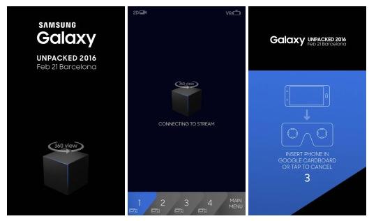 Unpacked 360 View – aplikace pro sledování představení novinek od Samsungu