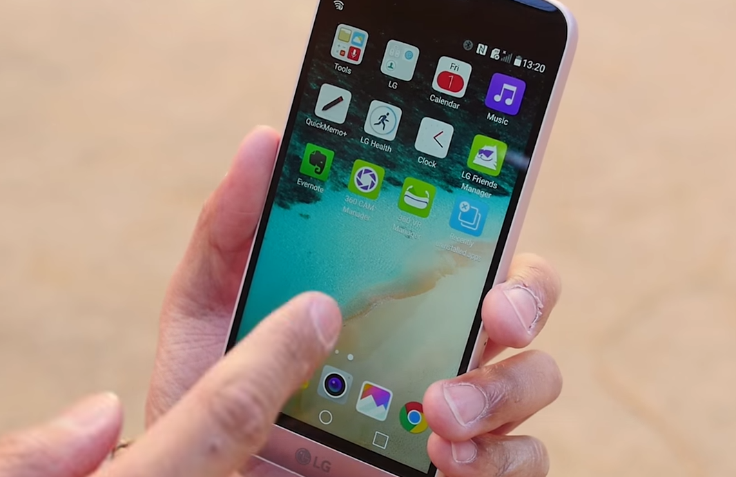 Android N – konec seznamu aplikací (application drawer)?