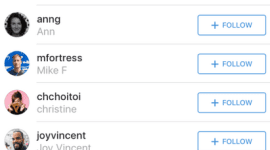 Instagram – počítadlo zhlédnutí videí přichází