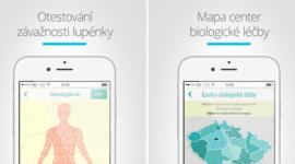 Aplikace Lupénka – informace nejen pro nemocné