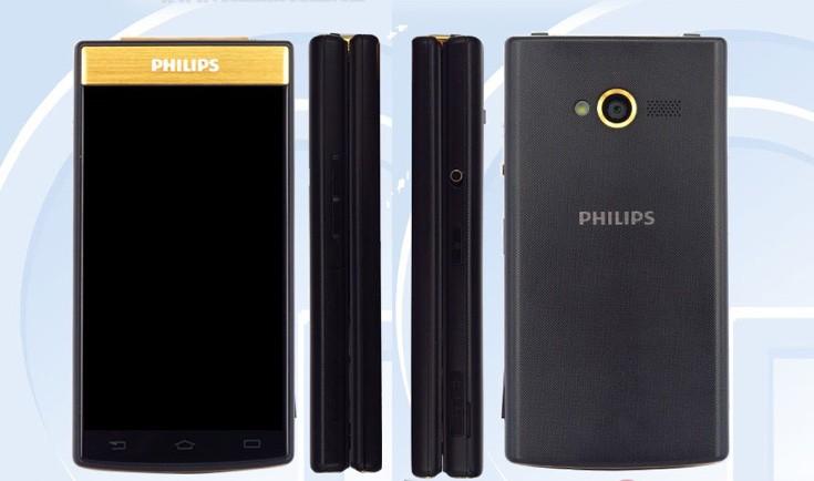 TENAA odhaluje nové véčko V800 od Philipsu