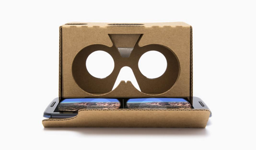 Google Cardboard byl jen začátek