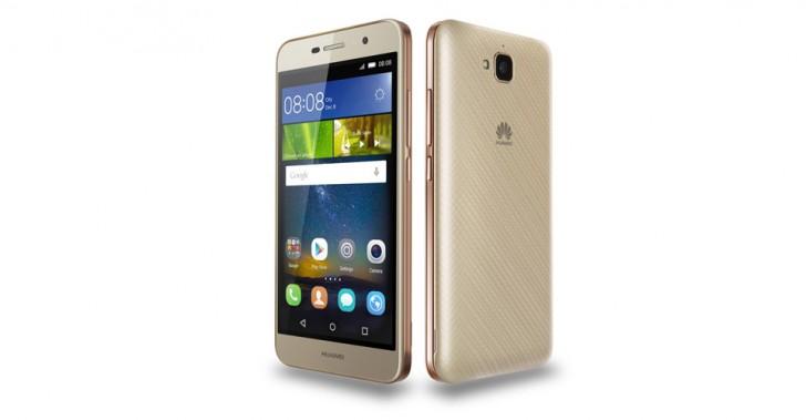Huawei představilo telefon Y6 Pro
