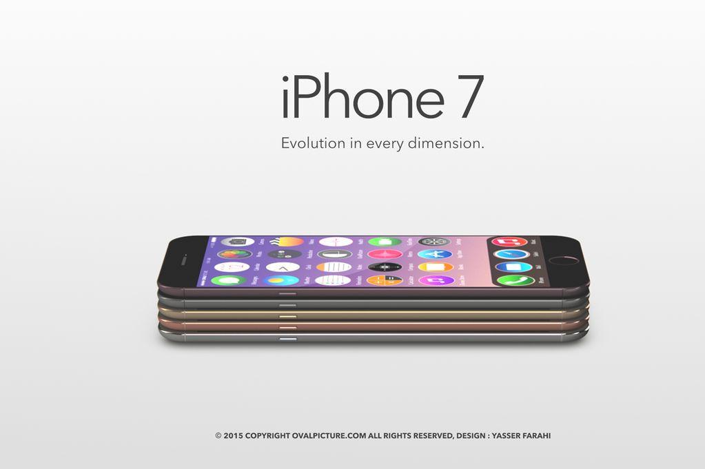 iPhone 7 se má zbavit vystouplé čočky a nevzhledných pruhů na zádech