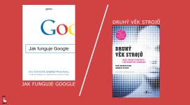 Jak funguje Google a Druhý věk strojů – knihy, které by neměly uniknout vaší pozornosti