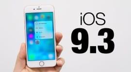 Apple vydal iOS 9.3 – nové možnosti 3D Touch, režim Night Shift a VoWiFi [první pohled]