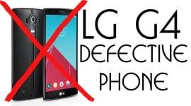 LG G4 – Objevily se potíže, které vaše zařízení znefunkční [aktualizováno]