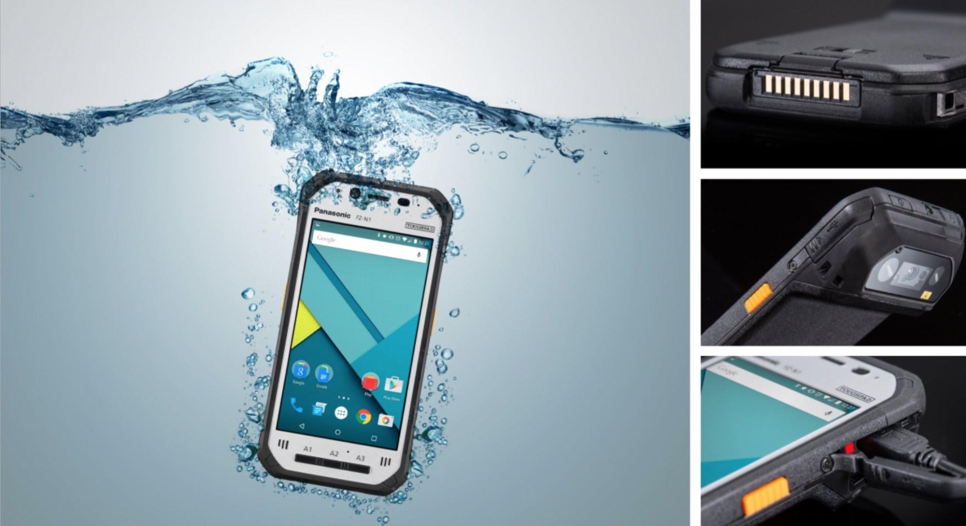 Panasonic představil odolný smartphone s Androidem a Windows 10 Mobile, vyjde vás na 40 000 korun