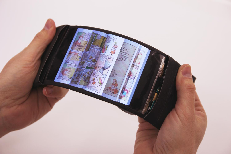 ReFlex – ohebný prototyp smartphonu z Kanady