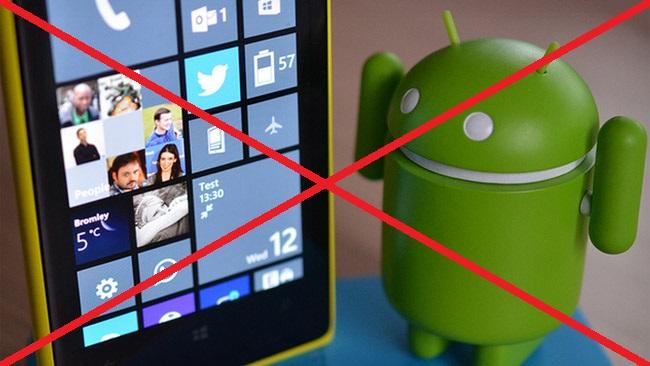 Android aplikace na Windows 10 Mobile nespustíme, Project Astoria byl oficiálně zrušen