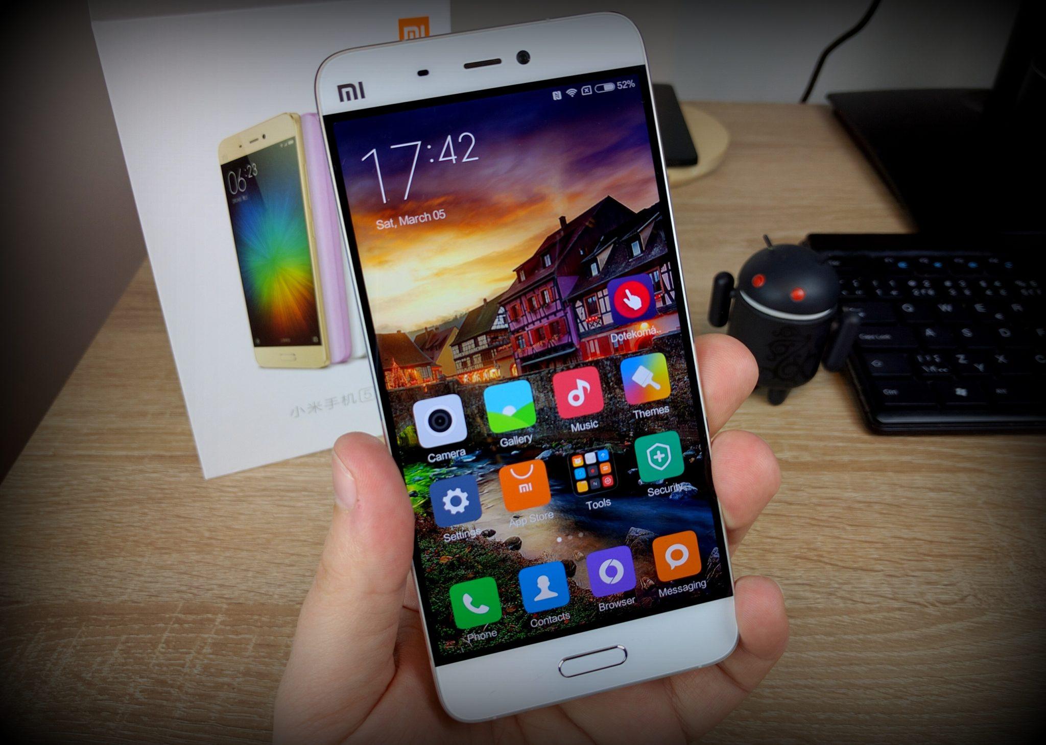 Ochutnávky #23 – Xiaomi Mi5