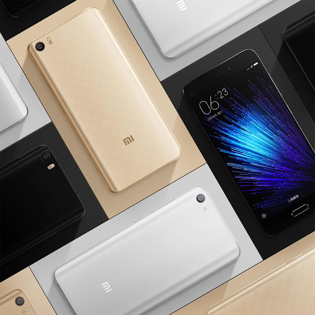 Xiaomi Mi 5 – top model, Snapdragon 820, NFC, USB-C [sponzorovaný článek]