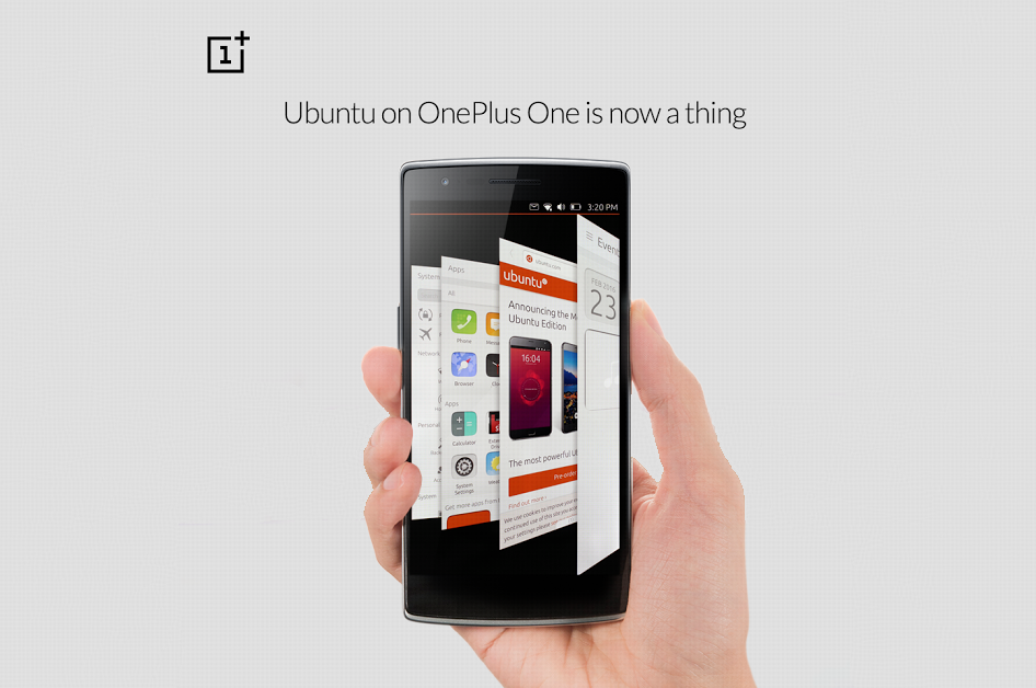 Ubuntu OS vychází pro OnePlus One, verze pro zbylé dva modely jsou v přípravě