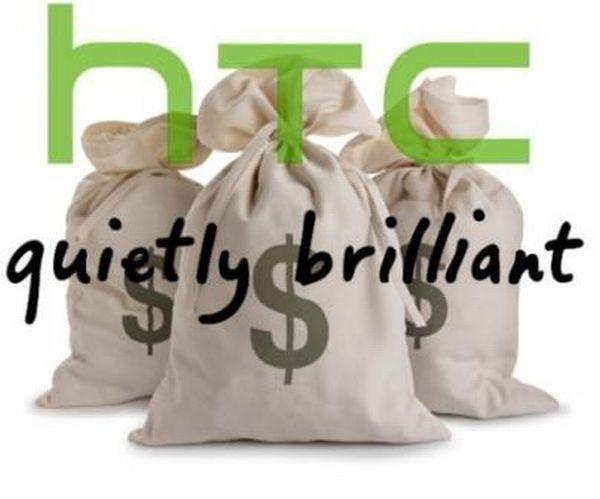 HTC má nejhorší finanční výsledky, zisky rapidně klesají