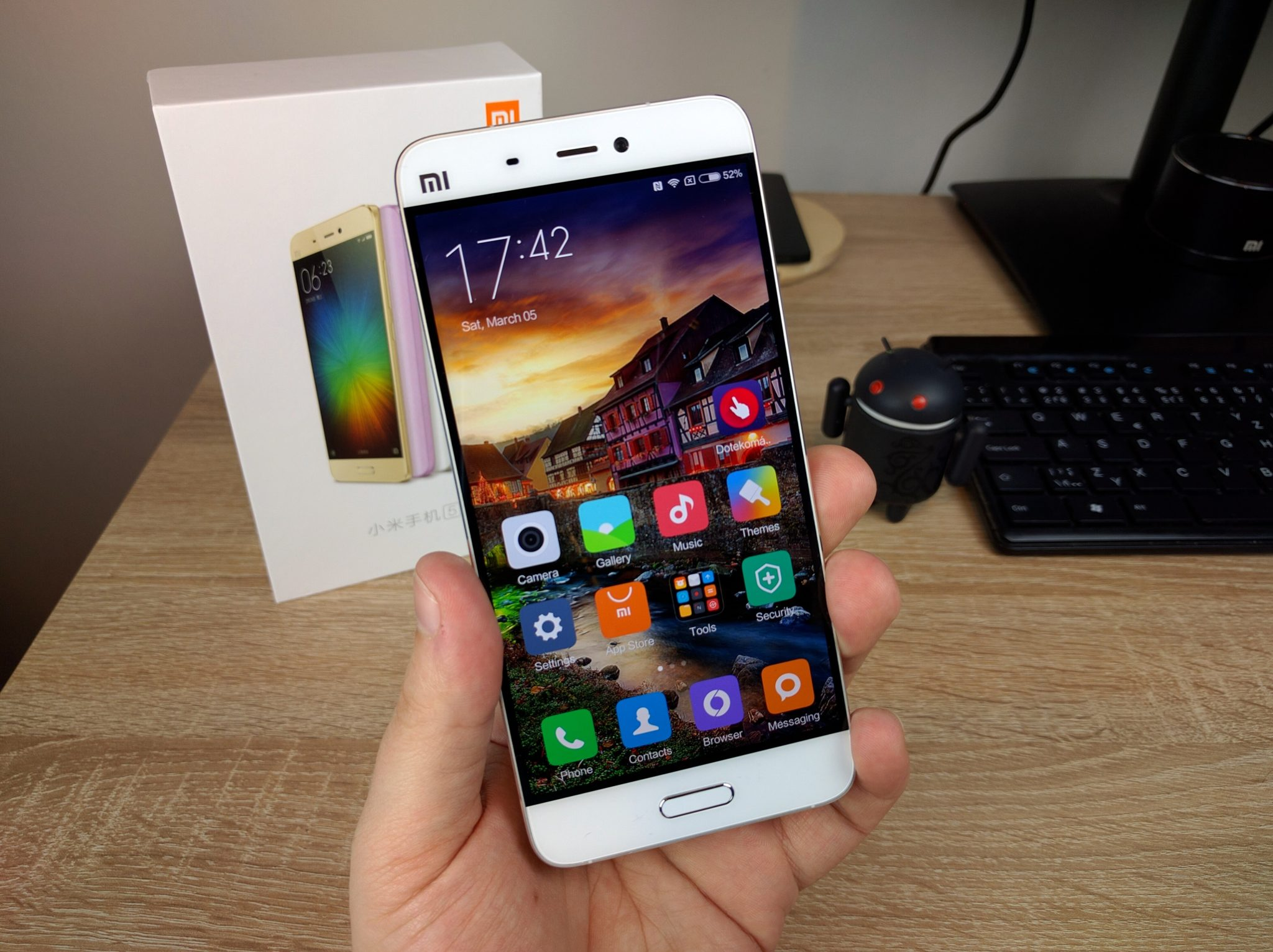 Xiaomi Mi5 Extreme – mobil na steroidech