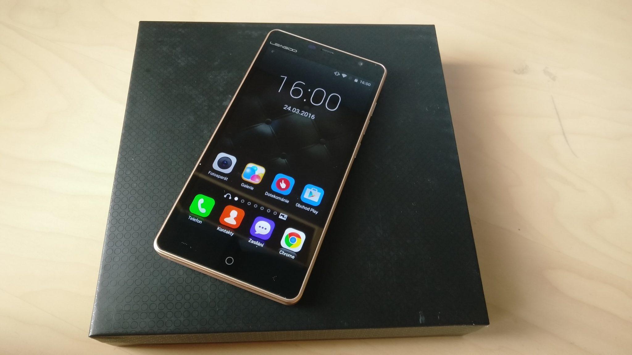 Leagoo Elite 4 – levný smartphone pro nenáročné [recenze]