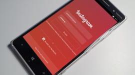 Instagram pro Windows 10 Mobile se ukazuje na prvním videu