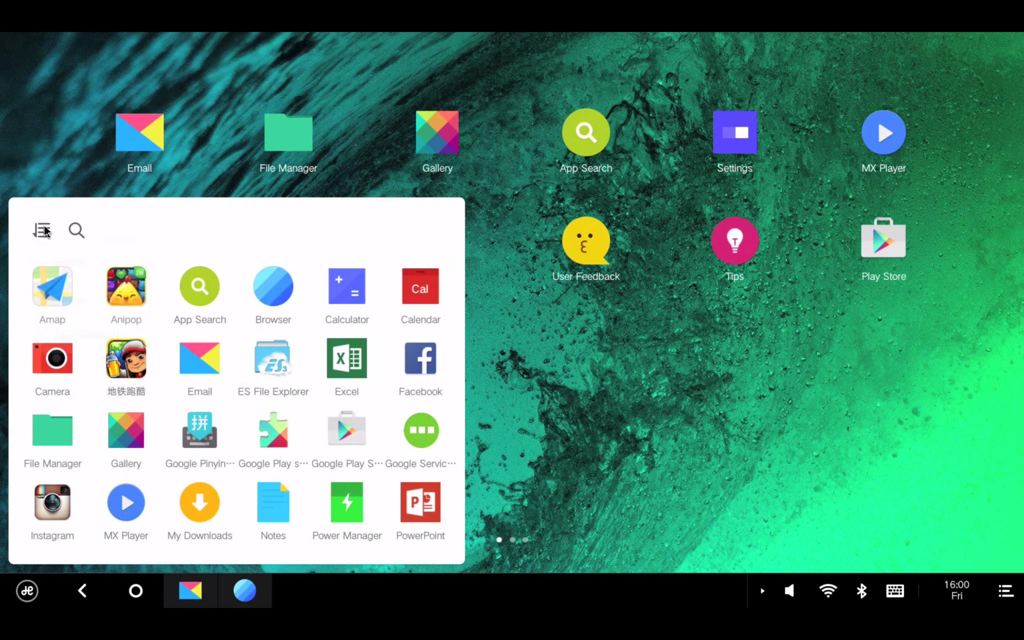 Remix OS přichází s beta verzí