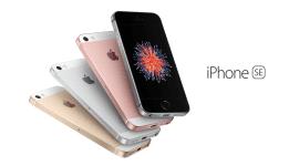 Apple představil čtyřpalcový iPhone SE – 6s v designu 5s