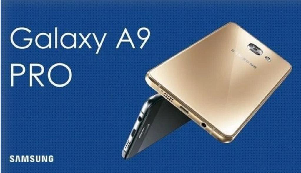 Přichází Samsung Galaxy A9 Pro s baterií o kapacitě 5000 mAh