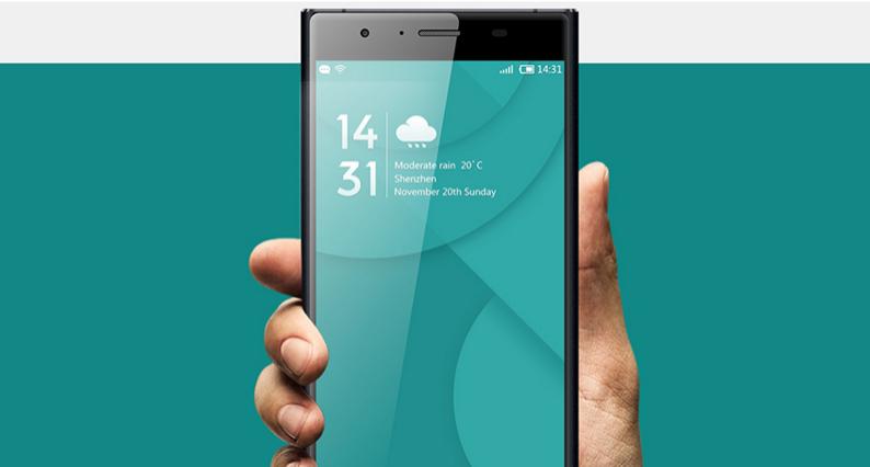 DOOGEE Y300 – LTE, 32GB úložiště a 5palcový displej [sponzorovaný článek]