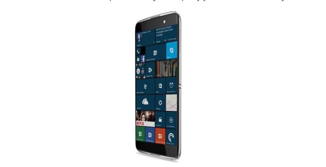 Alcatel nasadí Windows 10 do nového Idol 4 Pro